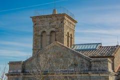 Cobertura de la catedral Fotos de archivo libres de regalías