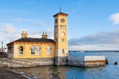 cobh νομός Ιρλανδία φελλού Στοκ Εικόνα