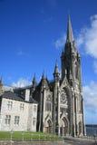 Cobh cathedral, titanic left Stock Photos