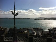 Cobh city Ireland Royalty Free Stock Photos