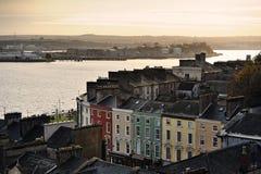 Cobh, Co.Cork, Irlanda Imágenes de archivo libres de regalías