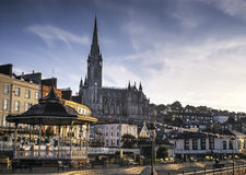 Cobh Co kork Royaltyfri Foto