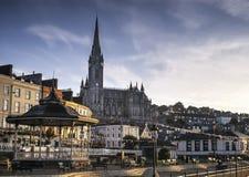 Cobh, Co korken lizenzfreies stockfoto