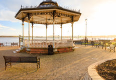 COBH, IERLAND - NOVEMBER 26: Kennedy Park op 26 November, 2012 in Cobh Ierland stock foto's