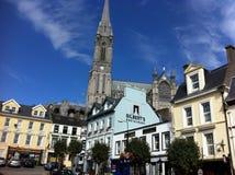 Cobh Irland Fotografering för Bildbyråer
