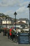 Cobh Irland hamn Royaltyfri Foto