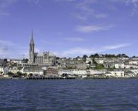 cobh losowa chora Ireland kopyto szewskie przerwa tytaniczna Obraz Stock