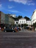 Cobh stad Irland Royaltyfria Bilder