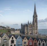 Cobh, sughero della contea, Irlanda fotografia stock