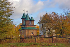 Cobia orthodox monastery Royalty Free Stock Photography