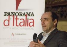 Cobianchipanorama van portretmarco van Italië Royalty-vrije Stock Fotografie