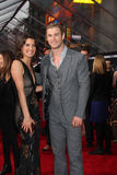 Cobie Smulders,Chris Hemsworth Stock Image