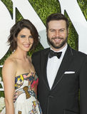 Cobie Smulders and Taran Killam Royalty Free Stock Photography