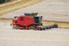 Cobine harvester Stock Image