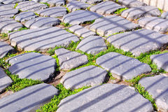Coble stones Royalty Free Stock Photo