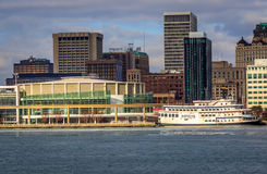 Cobo Hall, Detroit Michigan Royalty Free Stock Images