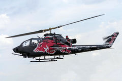 Cobra AH1-F de Bell Photo stock
