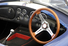 Cobra Dashboard Royalty Free Stock Image