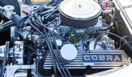 A Cobra Engine Royalty Free Stock Photo