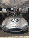 Cobra et trophées au classique de Silverstone Photos libres de droits
