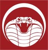 Cobra head. Illustrator desain .eps 10 Royalty Free Stock Photography