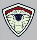 Cobra head. Illustrator desain .eps 10 Royalty Free Stock Photos