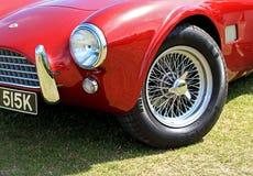 Cobra shelby da C.A. de Ford Foto de Stock