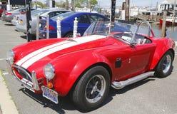 Cobra 427 sportwagen Royalty-vrije Stock Foto's