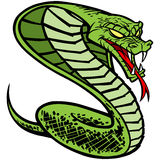 Cobra Tattoo Royalty Free Stock Photos