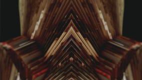 Cobre de la abstracción Fotografía de archivo libre de regalías