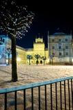 Coburg at night Royalty Free Stock Photo