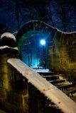 Coburg at night Royalty Free Stock Photography