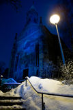Coburg at night Stock Images