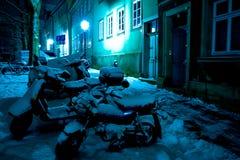 Coburg at night Stock Photography