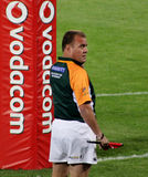 Cobus Wessels Referee South Africa 2012 Stock Photo