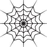 Cobweb vektor illustrationer