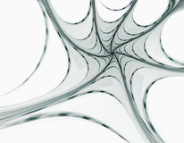 The Cobweb. The illustration of the cobweb Stock Image