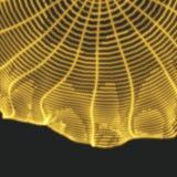 Cobweb Denna är mappen av formatet EPS10 Anslutningsstruktur stil för teknologi 3D vektor illustrationer