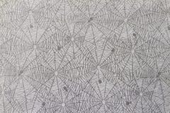 Cobweb pattern Stock Photos