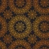 Cobweb seamless pattern Stock Image