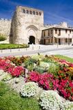 Coca. Segovia Province, Castile and Leon, Spain Stock Photos