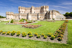 Coca Castle Stock Image