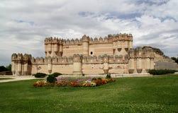 Coca Castle Imágenes de archivo libres de regalías