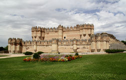Coca Castle Royalty Free Stock Images