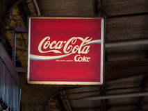 Coca-Cola Royalty Free Stock Photos