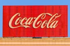 coca - cola Arkivfoto
