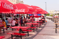 Coca cola Royalty Free Stock Photography
