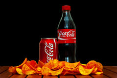 Coca Cola Lizenzfreie Stockbilder