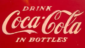 Coca - cola Royaltyfria Bilder