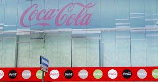 Coca-cola Royaltyfri Foto